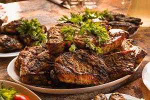Húsok fehérje-, zsír- és kalóriatartalma
