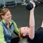 Kezdő edzésterv nők részére
