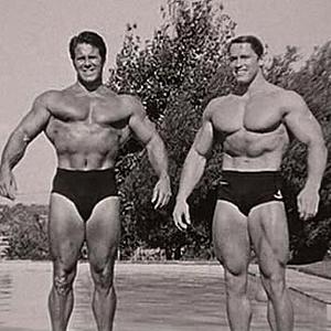 Arnold és Reg Park