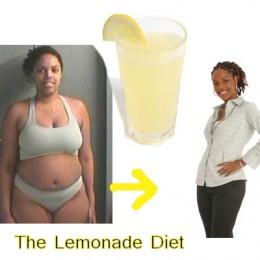 Limonádé diéta