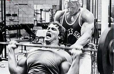 Arnold és Dave Draper