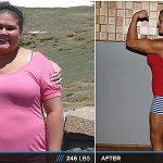 Győzött az elszántság: 50 kilót fogyott