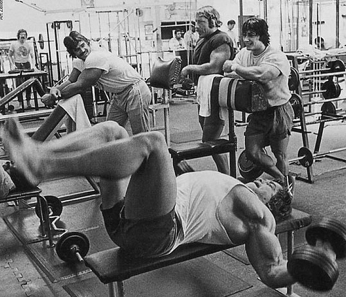 Tárogatás Arnold-módra
