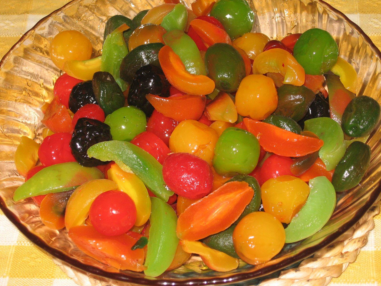 Gyümölcs diétában?
