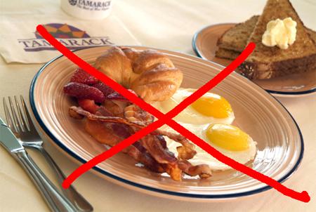 Hagyd ki a reggelit