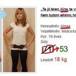 Acai Berry 900 – 12 kilós fogyás 5 hét alatt?