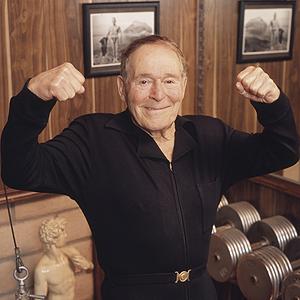 Jack LaLanne 91 évesen