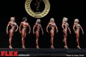 Arnold Classic fitness modells