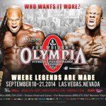 Mr. Olympia 2014 – provokáció és szájkarate a sajtótájékoztatón