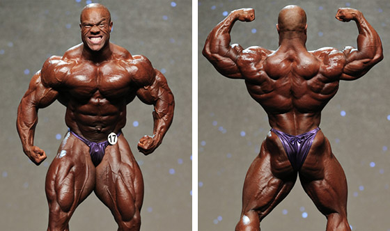 Phil Heath 2014 Mr. Olympia