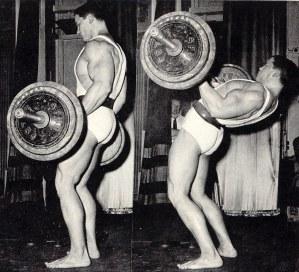 Arnold csaló bicepsz