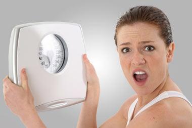 diéta elején hízás