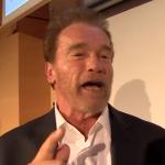 Meglepő: Arnold a húsfogyasztás ellen kampányol