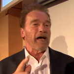 Budapesten edzett a 71 éves Arnold Schwarzenegger