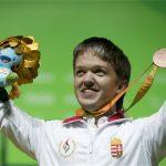 Tunkel Nándor fekvenyomó bronzérmet szerzett Rióban!