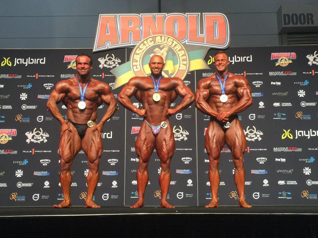 Kathi Béla második lett az ausztrál Arnoldon, és folytatja!