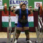 Magyar aranyérem az erőemelő Európa-bajnokságon