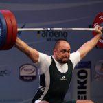 Súlyemelés – Gyurkovics Ferenc 39 évesen 11. országos bajnoki címét szerezte