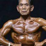 Testépítés 80 év fölött? Ez a japán bácsi nem ismer határokat