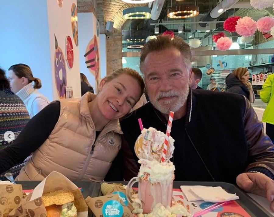 Arnold Schwarzenegger Budapest