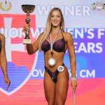 Négy magyar érem a junior testépítő és fitnesz világbajnokságon