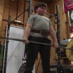 Láttál már 9 éves erőemelőt? Ez a srác több mint 100 kilót húz fel