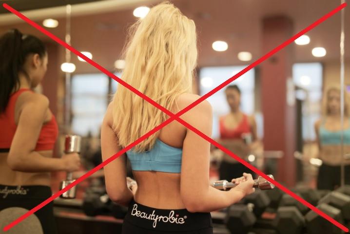 Fogyás edzés nélkül
