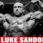 Elhunyt Luke Sandoe profi testépítő, Mr. Olympia-induló