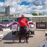 Gurtnis felhúzás-világrekord Eddie Halltól