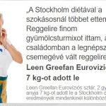 Stockholm-diéta – nehogy bedőlj neki!