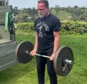 Arnold bicepszezik