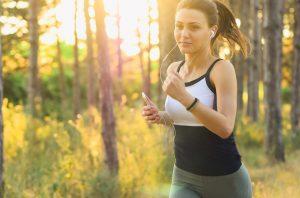 Aerob edzés, zsírégetés