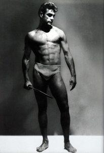 Sean Connery testépítő