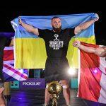 Egy 23 éves ukrán srác lett a világ legerősebb embere