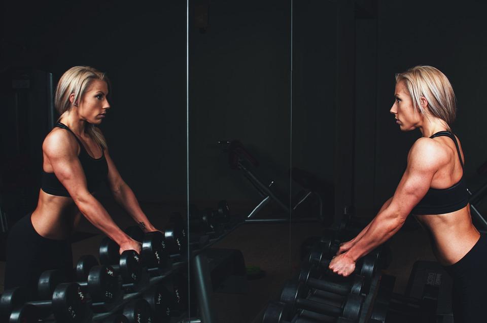 Zsírégető ételek, súlyzós edzés