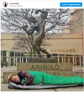 Arnold hajléktalan