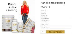 StarDiets SD 36 kapszula 60 db július ajánlatok | ÁrGép ár-összehasonlítás