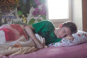 Alvás, testépítés