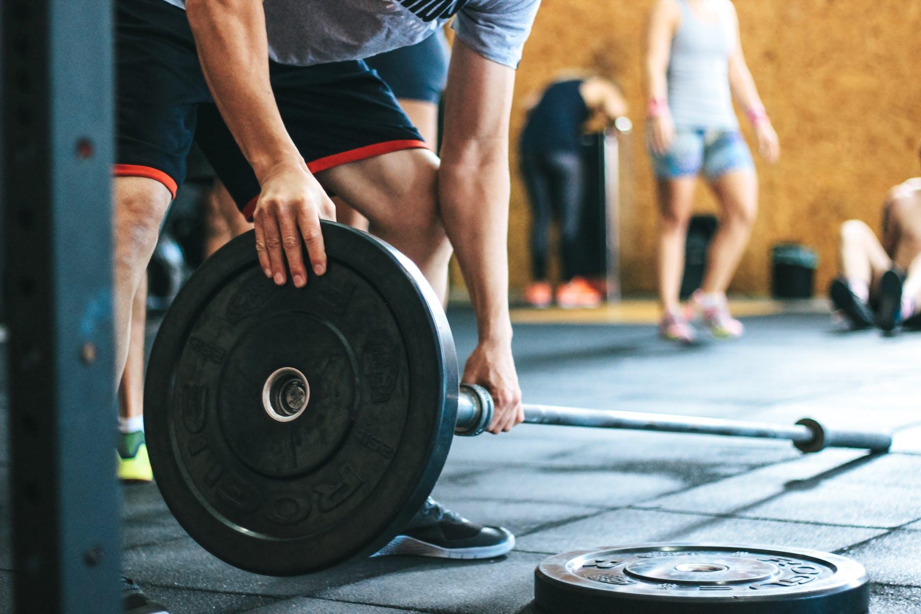 Edzés, testépítés