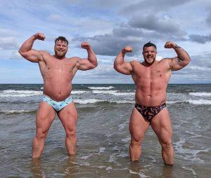 Tom és Luke Stoltman