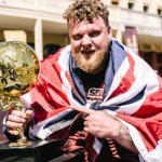 A skót Tom Stoltman lett a világ legerősebb embere