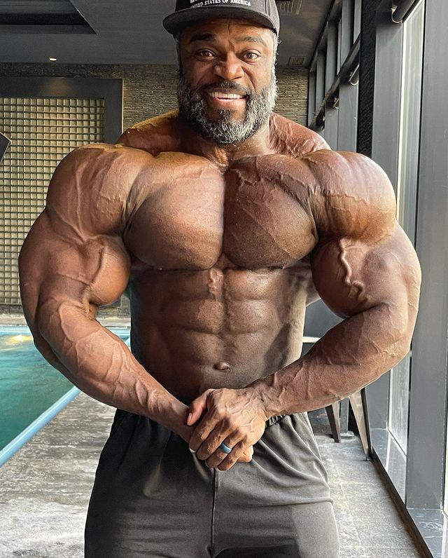 Brandon Curry 2021