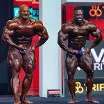 Mr. Olympia 2021 - ez a két versenyző küzd az első helyért